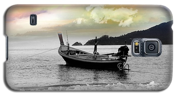 Patong Beach Galaxy S5 Case by Mark Ashkenazi