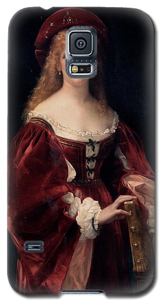Patricienne De Venise Galaxy S5 Case