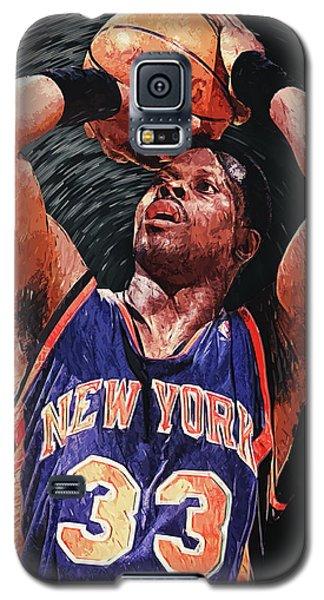 Patrick Ewing Galaxy S5 Case