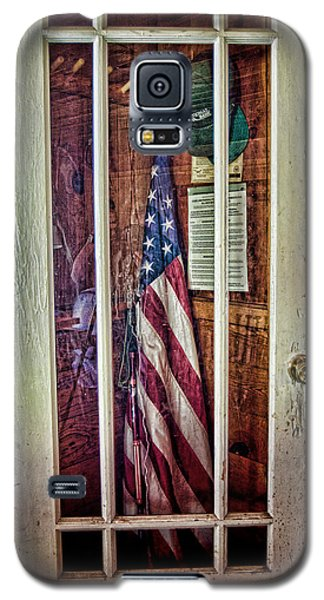 Patriot On Call Galaxy S5 Case