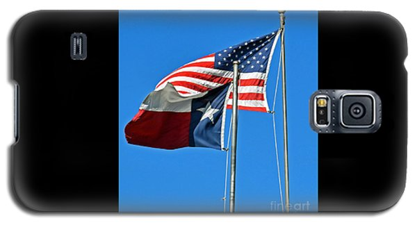 Patriot Proud Texan  Galaxy S5 Case