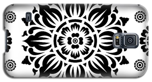 Pattern Art 01-2 Galaxy S5 Case by Bobbi Freelance