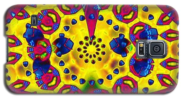 Pattern Intersect Galaxy S5 Case by Ron Bissett