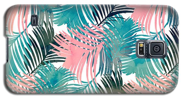 Pattern Jungle Galaxy S5 Case