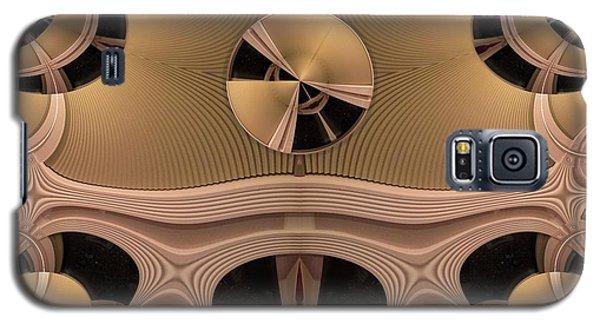 Pattern Galaxy S5 Case by Ron Bissett
