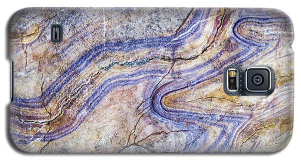 Patterns In Rock 5 Galaxy S5 Case