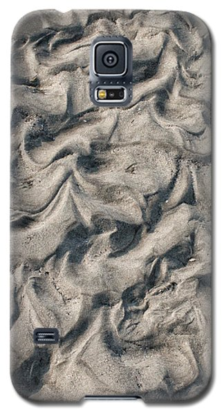 Patterns In Sand 4 Galaxy S5 Case