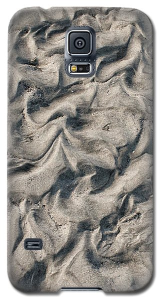 Patterns In Sand 4 Galaxy S5 Case