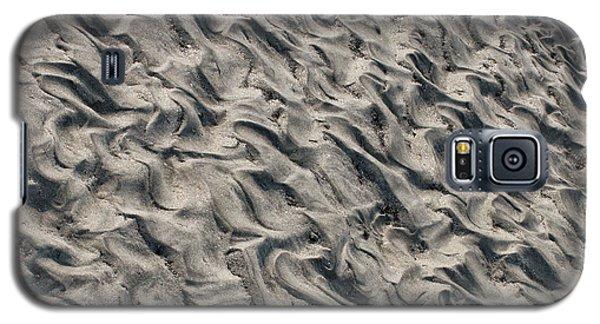 Patterns In Sand 5 Galaxy S5 Case