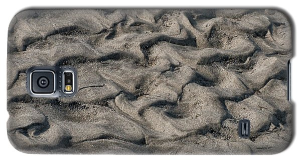 Patterns In Sand 6 Galaxy S5 Case