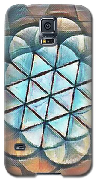 Patterns Of Life Galaxy S5 Case