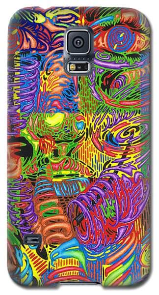 Patterns Of Personality Galaxy S5 Case