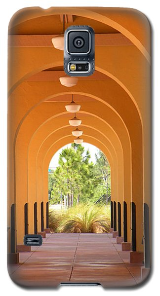 Galaxy S5 Case featuring the photograph Patterns by Rosalie Scanlon