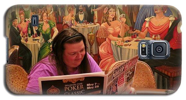 Pattie Poker Galaxy S5 Case
