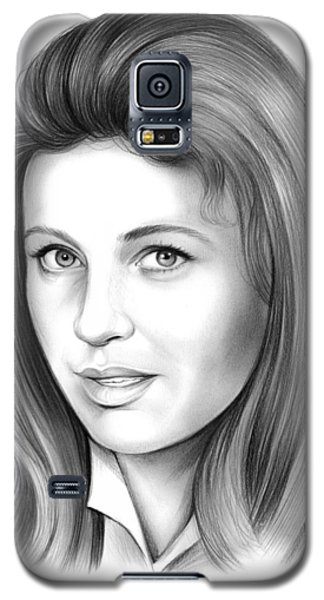 Duke Galaxy S5 Case - Patty Duke by Greg Joens