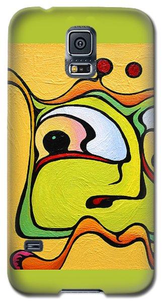 Paul My Finger Galaxy S5 Case
