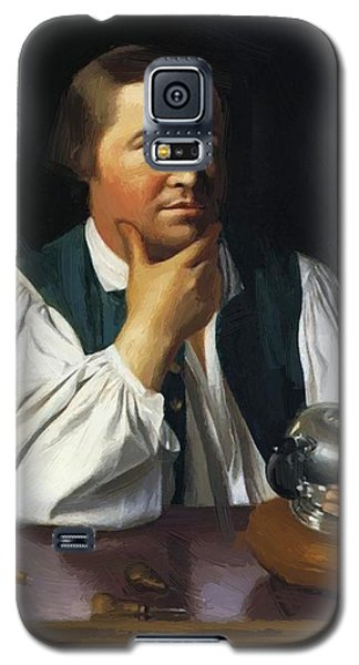 Paul Revere 1770 Galaxy S5 Case