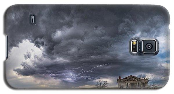 Pawnee School Storm Galaxy S5 Case by Darren White