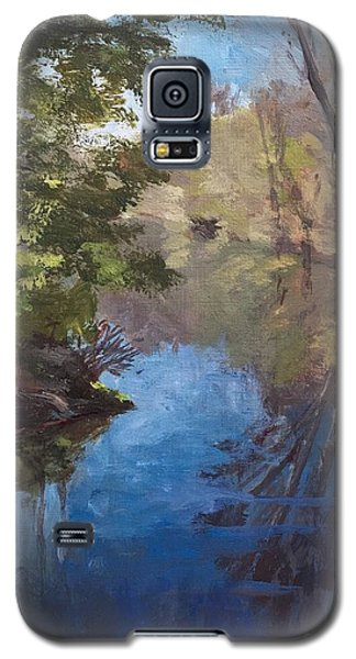 Pawtucket Canal Galaxy S5 Case