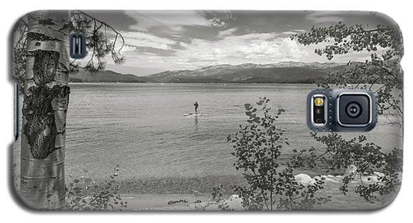 Payette Lake Boarder Galaxy S5 Case