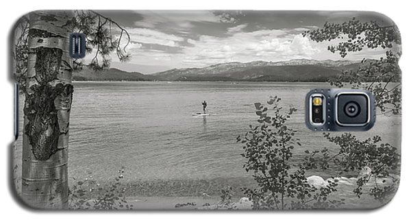 Payette Lake Boarder Galaxy S5 Case