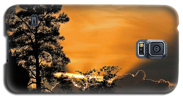 Payson Sunset Galaxy S5 Case