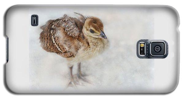 Pea Chick Cuteness Galaxy S5 Case