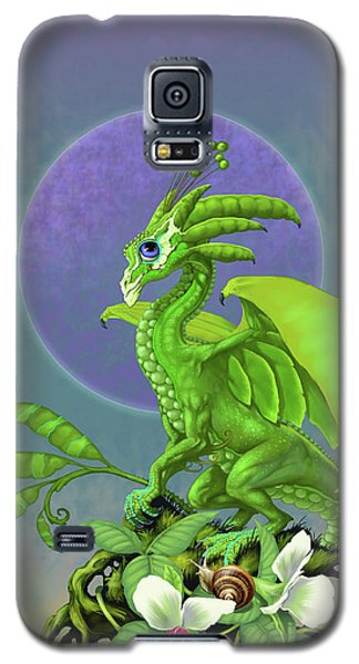 Pea Pod Dragon Galaxy S5 Case