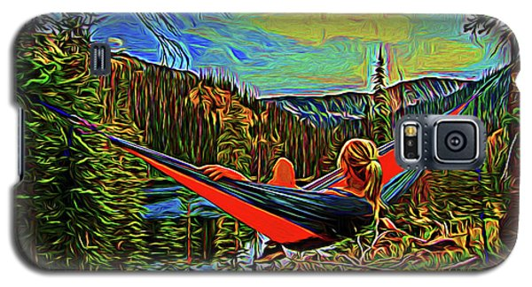 Peace And Relaxing 19718 Galaxy S5 Case