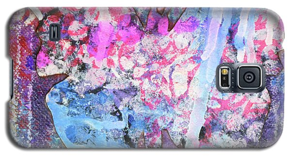 Peace Butterfly Galaxy S5 Case
