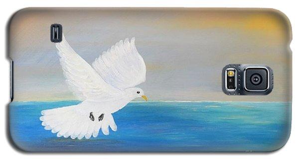 Peace Descending Galaxy S5 Case