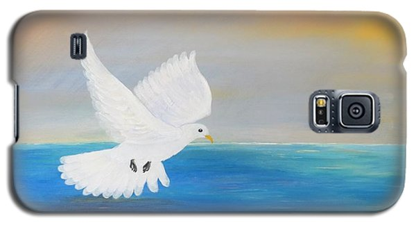 Peace Descending Galaxy S5 Case
