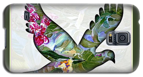 Peace For Peace Galaxy S5 Case by Mindy Newman