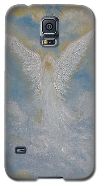 Peace From An Angel  Galaxy S5 Case