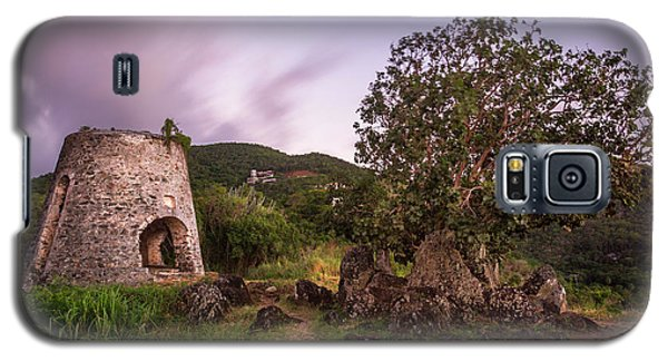 Galaxy S5 Case featuring the photograph Peace Hill Ruins by Adam Romanowicz