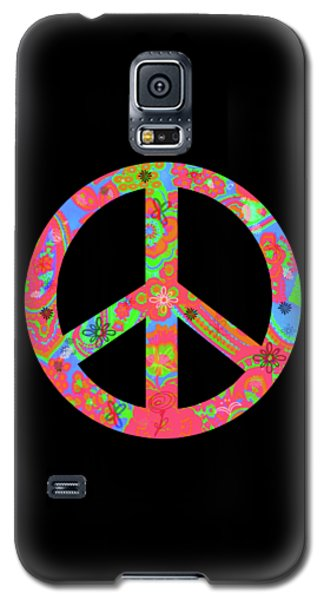 Peace Galaxy S5 Case