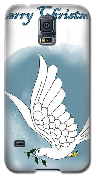 Peace Out Galaxy S5 Case by Lynn Rider