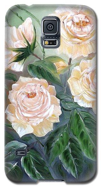 Peace Rose Galaxy S5 Case