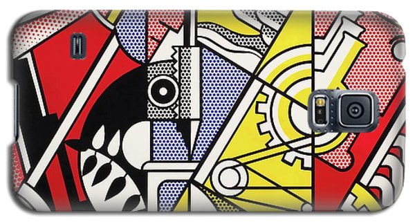 Peace Through Chemistry I - Roy Lichtenstein Galaxy S5 Case
