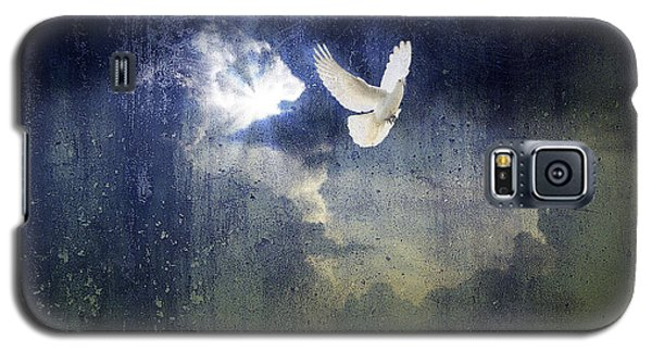 Galaxy S5 Case featuring the photograph Peace by Yvonne Emerson AKA RavenSoul