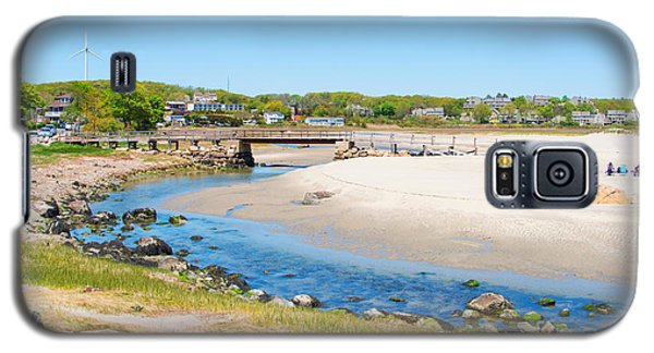Peaceful Beach Galaxy S5 Case