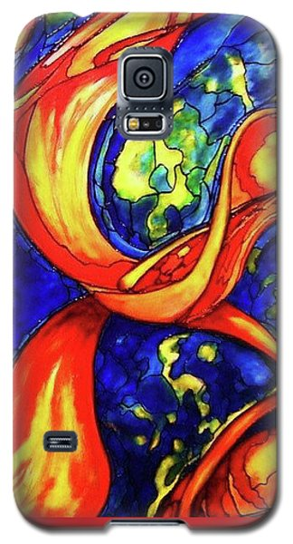 Peaceful Coexistence Galaxy S5 Case