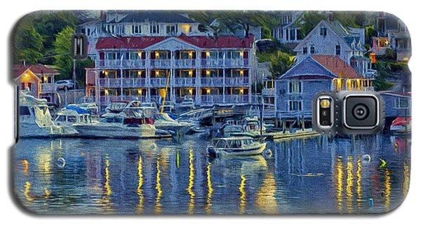 Peaceful Harbor Galaxy S5 Case