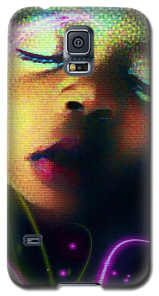 Galaxy S5 Case featuring the photograph Peaceful by Iowan Stone-Flowers