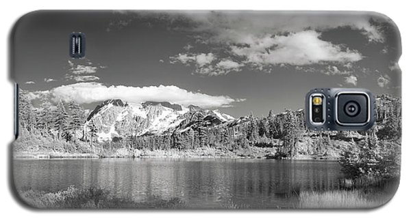 Galaxy S5 Case featuring the photograph Peaceful Lake by Jon Glaser