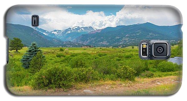 Peaceful Meadow Galaxy S5 Case