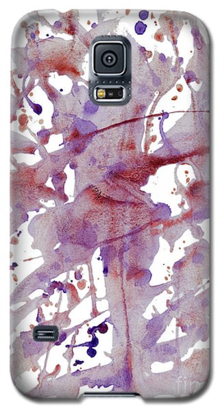 Peaceful Pink Galaxy S5 Case