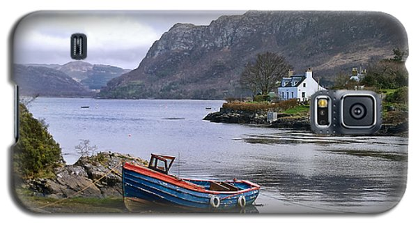 Peaceful Plockton Galaxy S5 Case