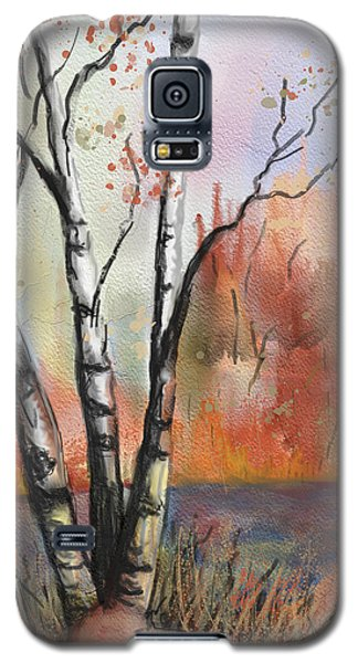 Peaceful River Galaxy S5 Case by Annette Berglund
