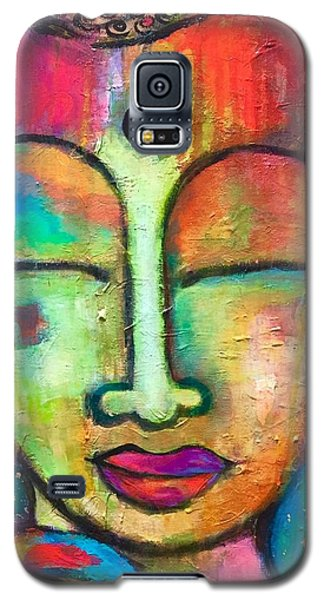 Peaceful Warrior  Galaxy S5 Case